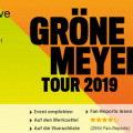 Herbert Grönemeyer Tour – Tickets