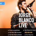 Jorge Blanco Tour – Tickets