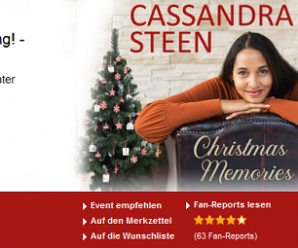 Cassandra Steen Tour – Tickets