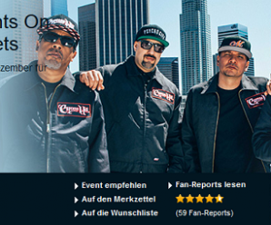 Cypress Hill Tour – Tickets