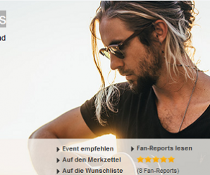 Jeremy Loops Tour – Tickets