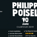 Philipp Poisel Tour – Tickets