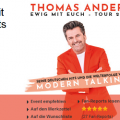 Thomas Anders Tour – Tickets